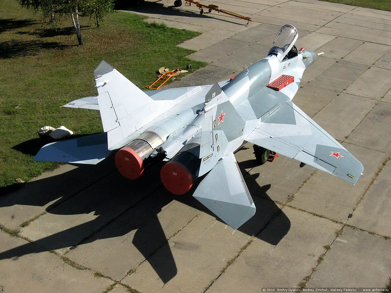 MiG-29SMT Fulcrum 4