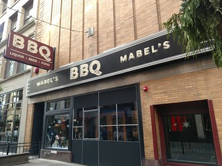 Cleveland, Ohio - Mabel's BBQ Sign | by Darrell Harden