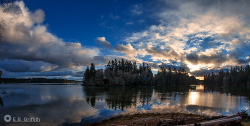 scenic woodard bay washington rokinon 12mm landscape