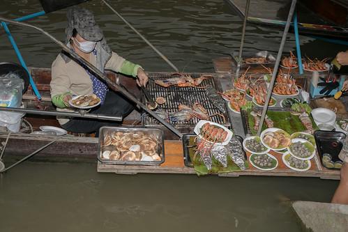 marché flottant | by Jean mi...