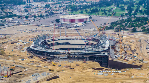 Rams Stadium, Inglewood, CA | by kla4067