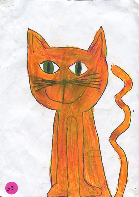 Rathmines Library's Furry Friends Art Competition