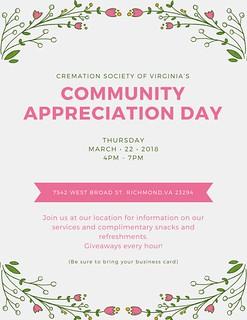 Cremation Society of Virginia, Richmond - Community Appreciation Day | by cremationsocietyofvirginia
