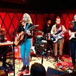 Wed, 28/02/2018 - 8:31pm - Lissie and her band perform for WFUV Radio at Rockwood Music Hall in New York City, 2/28/18. Hosted by Eric Holland. Photo by Gus Philippas/WFUV