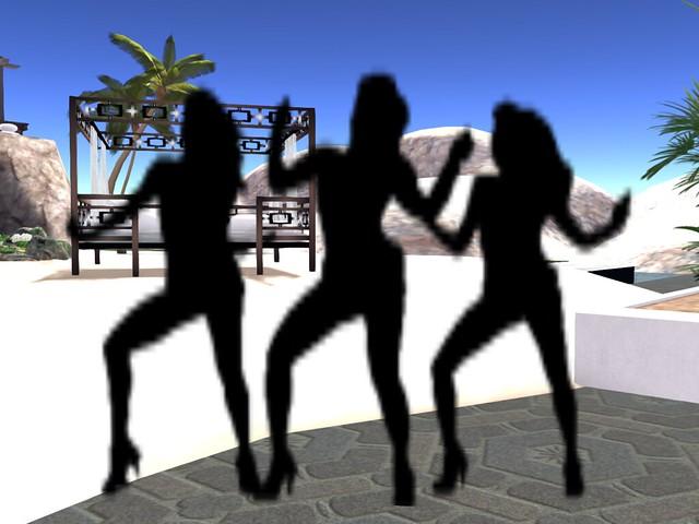 Arcane Spellcaster: Ak-Creations- Shadow Danciing