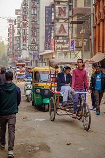 The School Girl | Paharganj, Delhi, India | by t linn