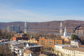 Poughkeepsie in the Morning | by daverodriguez