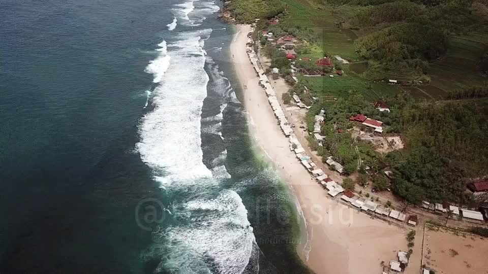 Sepanjang Beach, Gunungkidul, Jogja