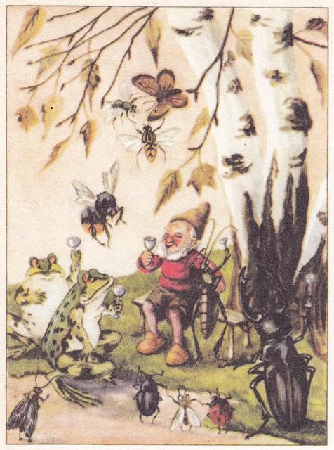 Das fröhliche Jahr / Troll auf Wanderfahrt / Bild 10