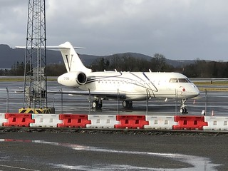 T7-SKA Bombardier BD700 Global Express XRS 9332 | by DigitalAirliners.com