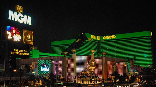 MGM Grand | by Sirrondor