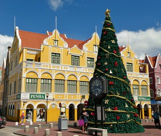 Willemstad, Curacao - Christmas 2018