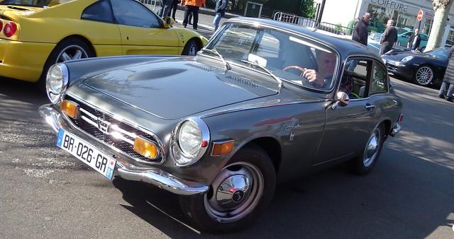 Honda S800  32563700807_9bfb0a2eaa_z