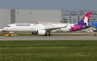 A321-271N, Hawaiian Airlines, D-AVZQ, N220HA (MSN 8872) | by Mathias Düber