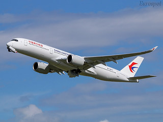 B-307Y Airbus A350 China Eastern