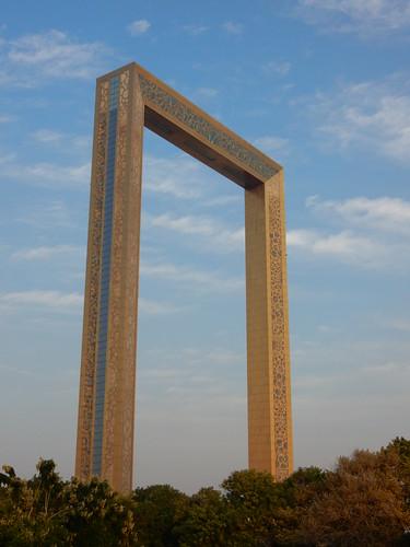Dubai Frame - 1