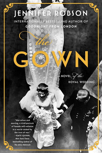 Women's Speaker Series: Jennifer Robson, author of The Gown, May 6, 2019