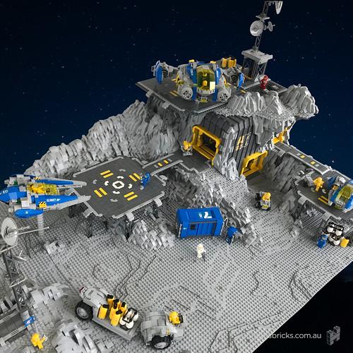 A-83 Exploration Base