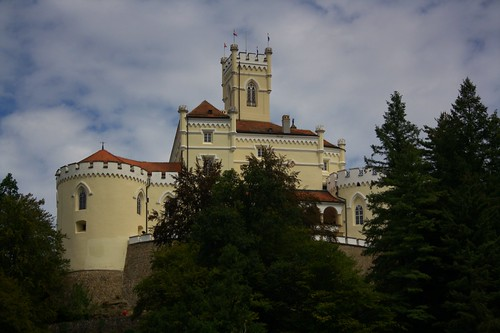 хърватска загоре croatia zagorje hrvatska dvorac castle замък burg schloss trakoscan тракошчан