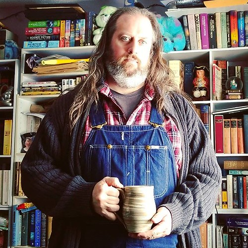 Cold? Why do you ask? #brrr #coffee #yum #layersFTW #overalls #dungarees #biboveralls #vintage #lee #leeoveralls #denim #bluedenim #denimoveralls #rawdenim #vintageoveralls #overallsarelife #flannel</center></span></span></p><p dir=
