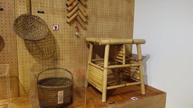 迪化207博物館的老物維修展覽