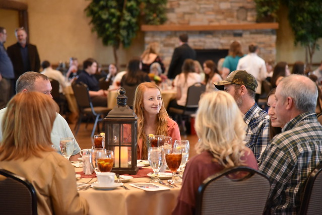 2019 Youth Tour Banquet