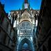 Exterior of the Cathédrale Notre-Dame de Rouen: View of the North Portal (Entrance), Rouen, France-57a