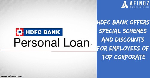 Hdfc Personal Loan | Apply for HDFC bank personal loan ...