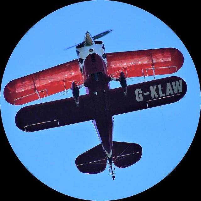 G-KLAW Christen Eagle II