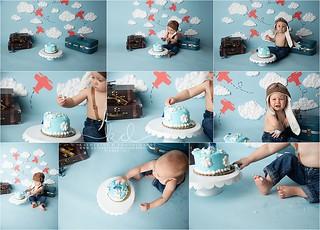 Fayetteville NC Cake Smash   by [Katherine]