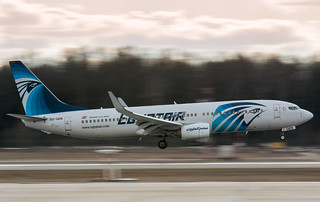 Boeing 737-800 SU-GEB