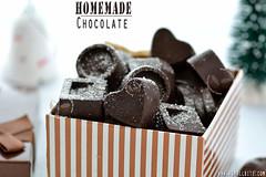 How to make dark chocolate at home