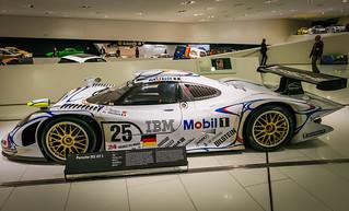 PORSCHE 911 996 GT1 1998 Racing
