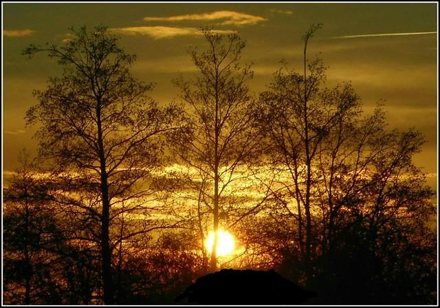 Fabulous Sunset ..