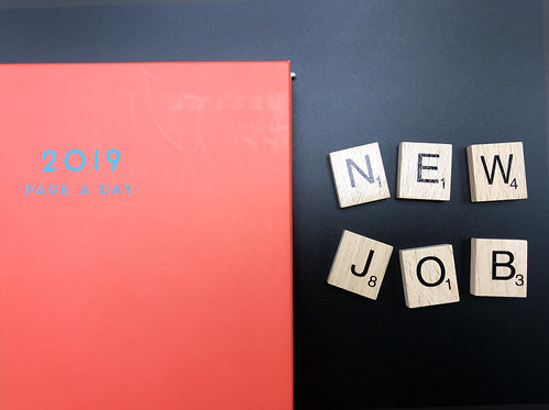 New job employment stock style photo released under creative commons | by One Click Group UK