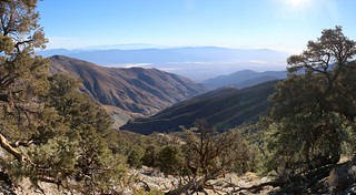 0749 Looking east into Hanaupah Canyon from the Telescope Peak Trail | by _JFR_