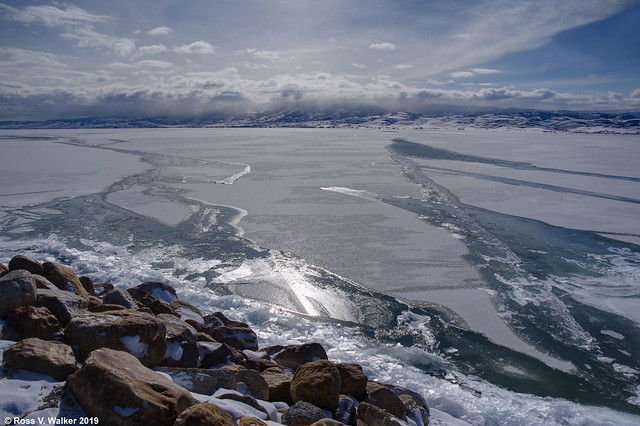 Giant Ice Arrow