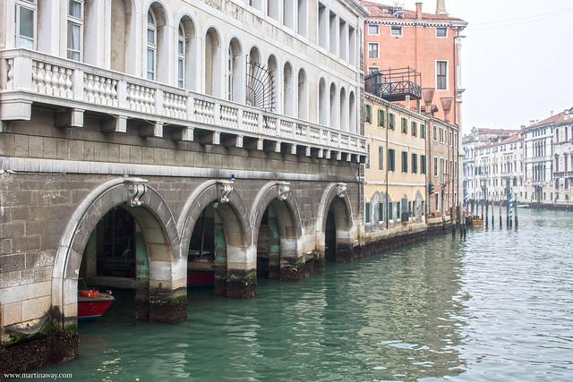 Caserma dei Vigili del Fuoco di Venezia