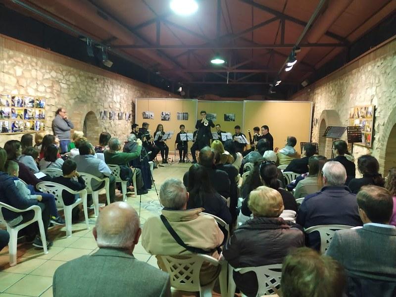 (2019-02-17) Concierto de cámara en el Forn Cultural - José Vicente Romero Ripoll (12)