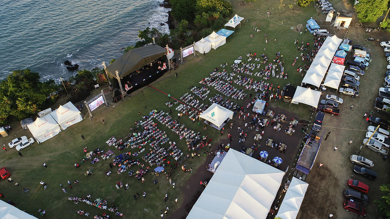Carols by Candlelight Drone-9