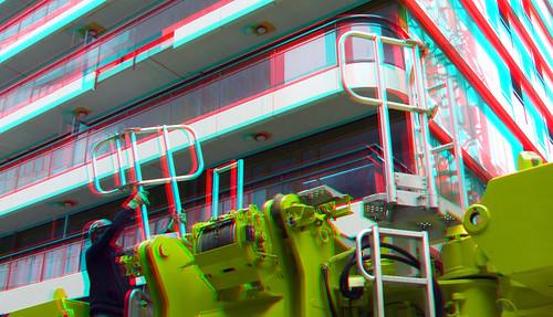 Contragewicht Liebherr-Kraan Up:Town Rotterdam 3D