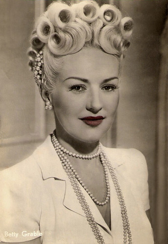 Betty Grable | by Truus, Bob & Jan too!