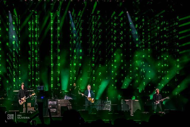 Paul McCartney - Estádio Couto Pereira - 30/03/2019