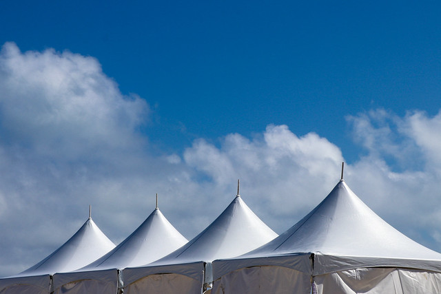 Marquees & Clouds