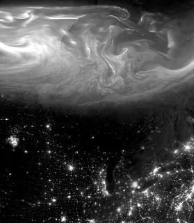 Dazzling Spring Aurora over Hudson Bay   by NASA Goddard Photo and Video