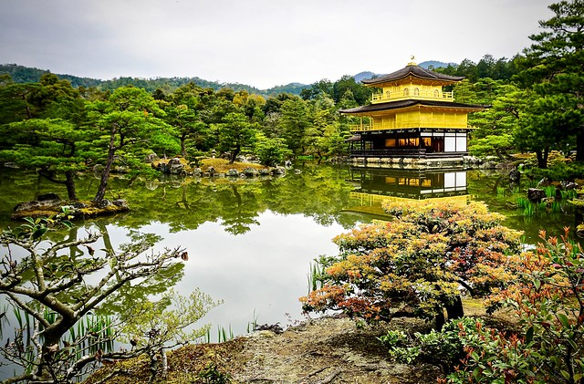 Golden Pavilion again