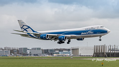 VQ-BRJ   Boeing 747-8F - AirBridgeCargo
