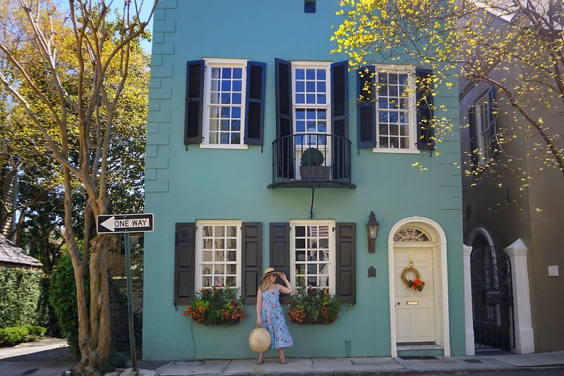 Most Beautiful Houses of Charleston | Colorful Houses of Charleston | What to do in Charleston | First Timer's Guide to 3 Days in Charleston South Carolina | Charleston Travel Guide | Best Things to do in Charleston | Best Places to visit in Charleston