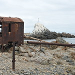 Rusted Metal Shack