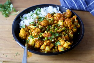 cauliflower and peas masala | by smitten kitchen